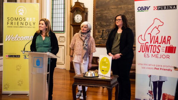 A Coruña se declara oficialmente ciudad pet friendly