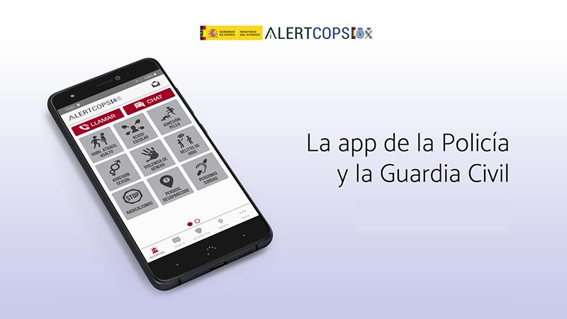 AlertCops, la app del Ministerio de Interior, ahora también para denunciar el maltrato animal